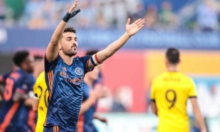 DRAMA QUEENS IN QUEENS: NYCFC survives 2-2 draw to remain in 2nd place, earns knockout-round bye