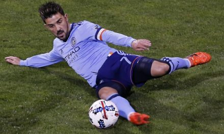 ANOTHER PLAYOFF DEBACLE: NYCFC digs 4-1 hole for itself after 1st leg
