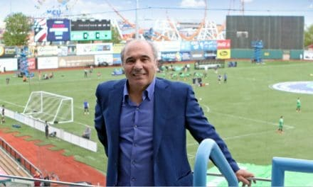 WANTING THEM OUT THE DOOR: Cosmos owner Commisso wants Gulati, U.S. Soccer board to resign in wake of U.S. elimination