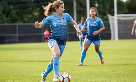 FRANCE BOUND: Sky Blue FC's Corboz to play for FC Fluery 91 in offseason