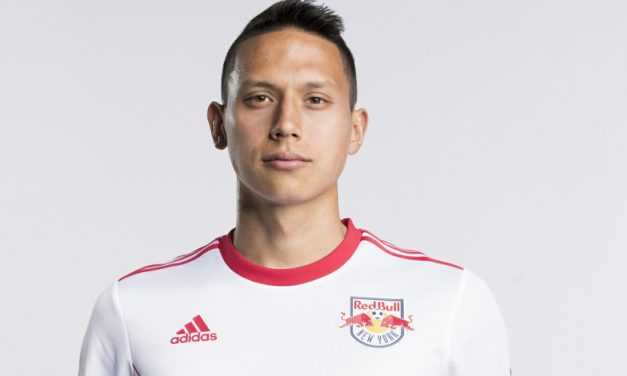 IT'S THE REAL THING: Although its young, Red Bulls-Atlanta is a big-time rivalry