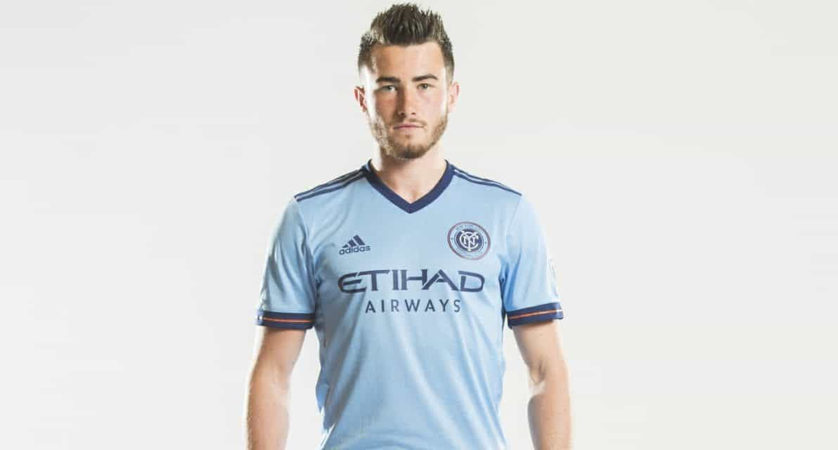 FROM CITY TO CITY TO BORO: NYCFC deals Harrison to Manchester City, which loans him to Middlesbrough FC