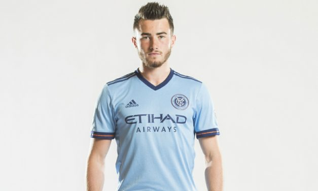 A RETURN TO ENGLAND?: Report: Stoke City offers NYCFC $4M for Harrison