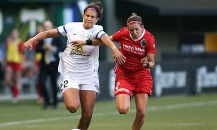 NWSL HONORS: Menges named to Second XI