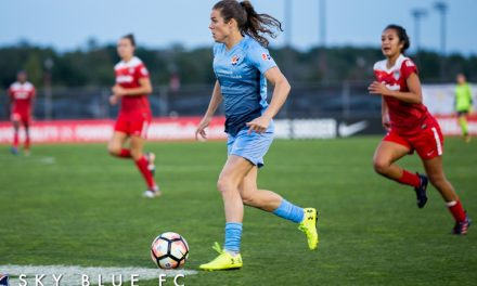 BLOCKBUSTER TRADE: Sky Blue FC sends O'Hara, Lytle to Utah Royals FC for Groom, Gibbons