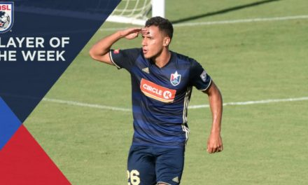 NASL PLAYER OF THE WEEK: North Carolina FC's Renan Gorne wins it