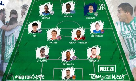HAT'S OFF: OKC Energy FC's Angulo selected as USL player of the week