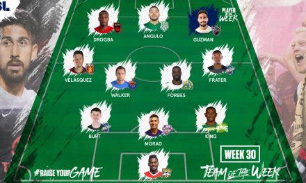 USL PLAYER OF THE WEEK: San Antonio FC forward Ever Guzman