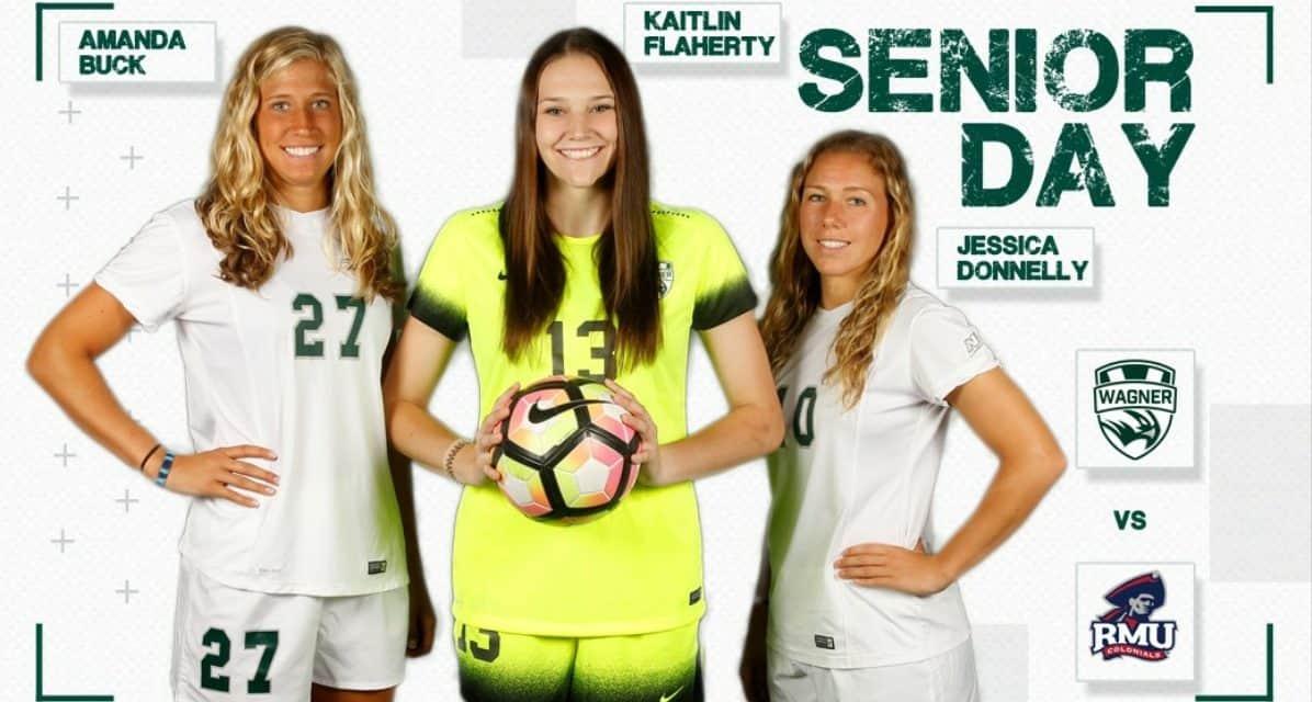 SENIOR DAY: Wagner women to honor 3 players Sunday