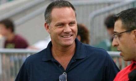 GETTING HIS SUPPORT: Wynalda backs NASL in lawsuit vs. U.S. Soccer