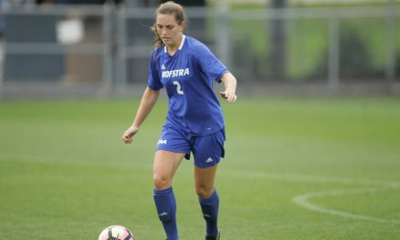 REPEAT DEFENDER: Hofstra's Anderson named CAA defender of year again