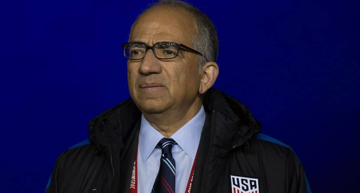 MEET THE PREZ: Carlos Cordeiro elected new USSF president on 3rd ballot
