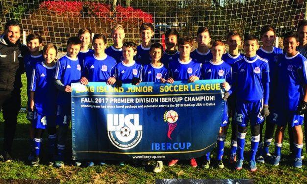 NO TITLE, BUT MANY MEMORIES: Hauppauge Hurricanes compete in IberCup USA