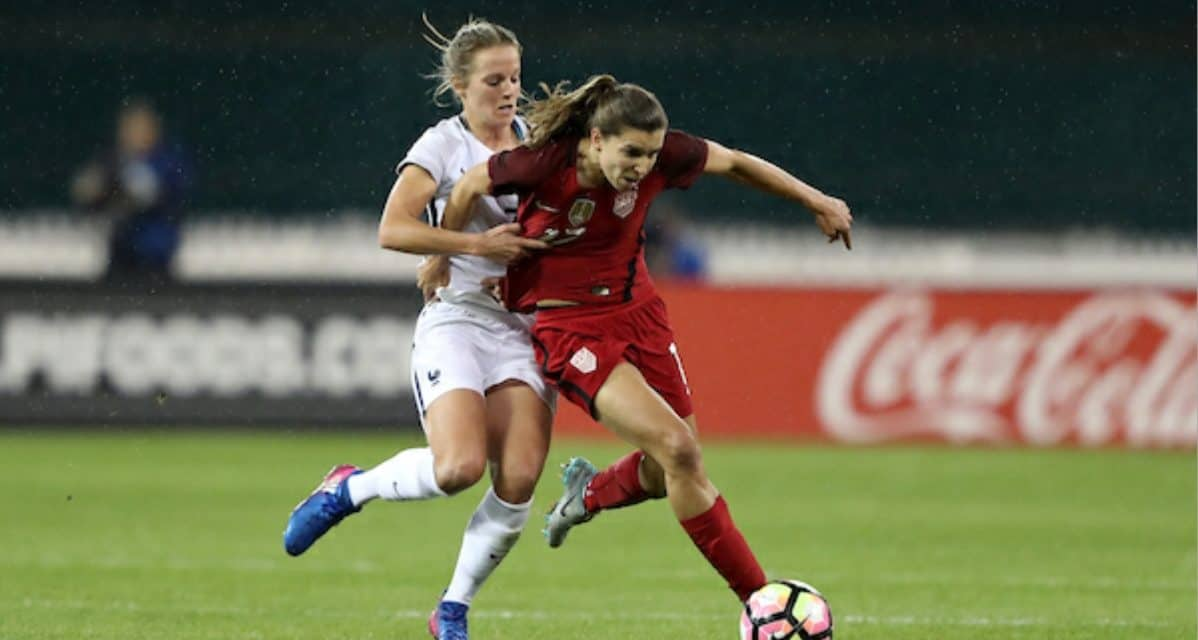 THEY'RE IN ACTION: Catch Morgan, Heath, Lavelle, Press, Mewis on NBCSN this weekend