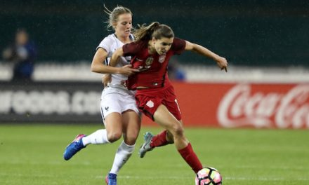 THE COUNTDOWN BEGINS: U.S. kicks off final preps for Women's World Cup vs. France