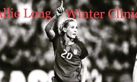 WINTER CLINICS: Allie Long to hold them in Massapequa, N.Y. Dec. 27