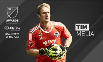MLS GOALKEEPER OF THE YEAR: East Islip H.S. grad Melia (Sporting KC) wins it