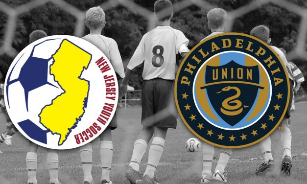 NEW PARTNERSHIP: Between NJ Youth Soccer and Philadelphia Union