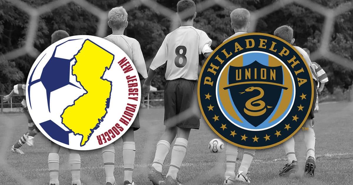 NEW PARTNERSHIP: Between NJ Youth Soccer and Philadelphia Union