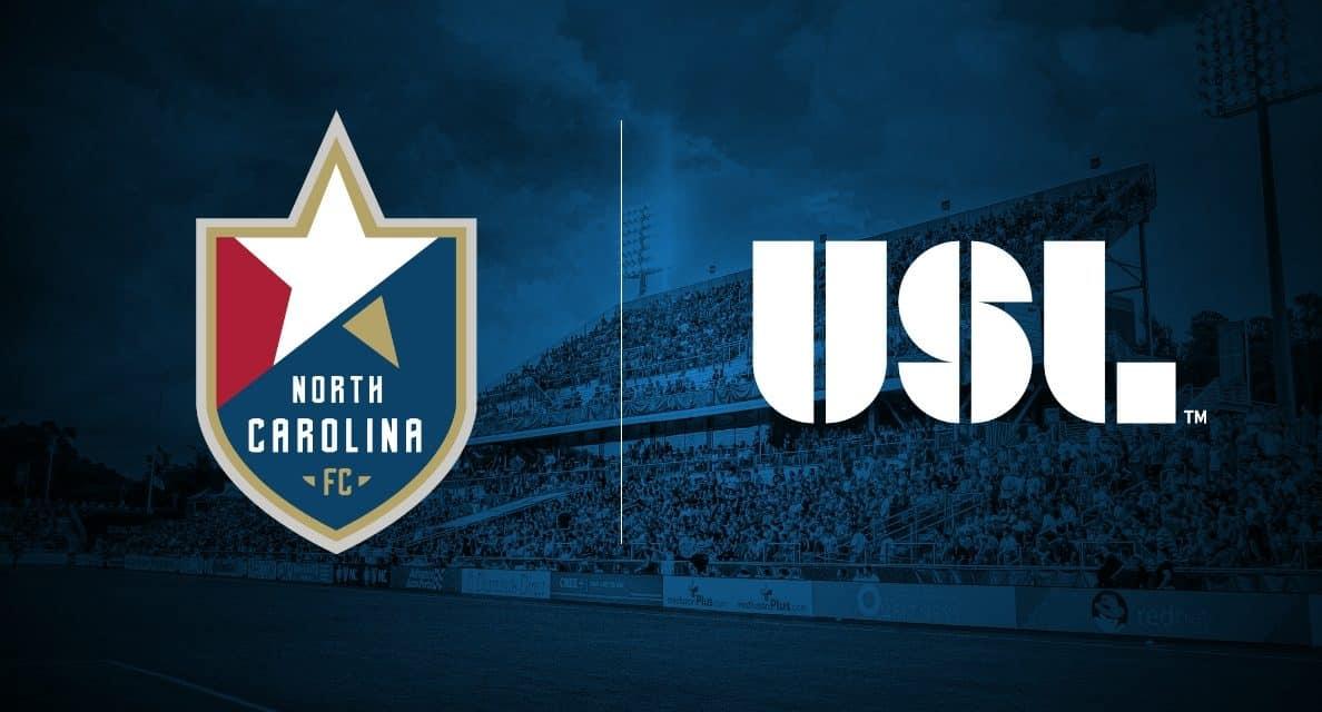 JUMPING OVER: North Carolina FC moves from NASL to USL
