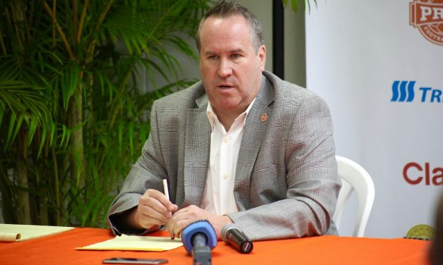 MOVING ON: Payne to step down as Puerto Rico FC president