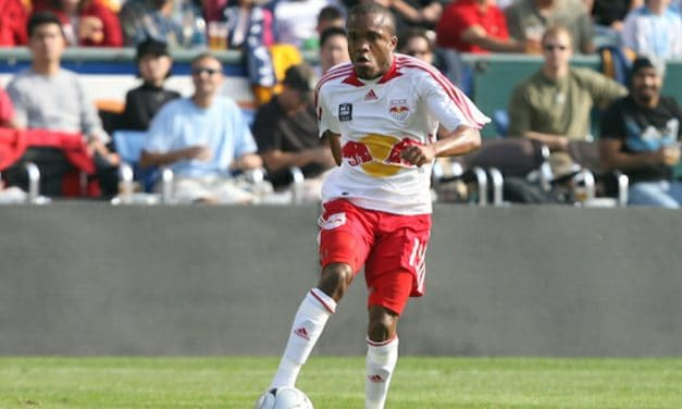 PLAYOFF HEROES: Red Bulls have pulled off some memorable heroics in the MLS postseason