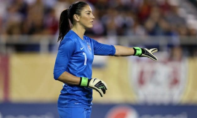 GOING SOLO: Ex-U.S. goalkeeper fancies France at Women's World Cup, but doesn't count out Americans