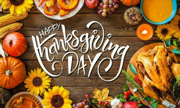 HAPPY THANKSGIVING: From the staff of FrontRowSoccer.com