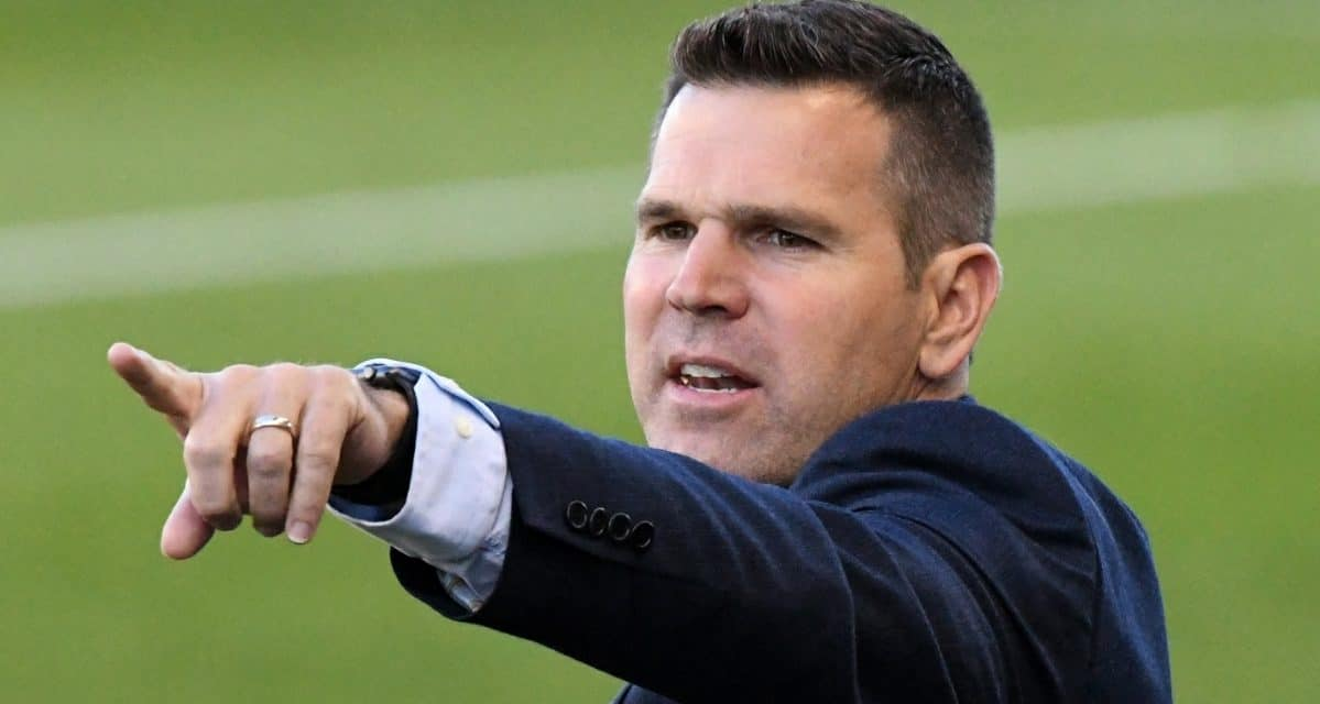MLS COACH OF THE YEAR: Toronto FC's Vanney is honored after a record-breaking regular season