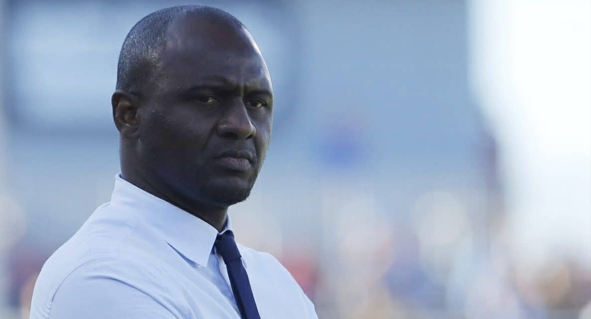FRUSTRATED VIEIRA: NYCFC head coach criticizes MLS referees