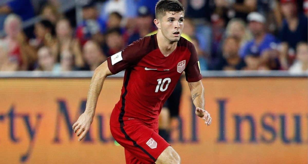 OFFSIDE REMARKS: Christian Pulisic gets it and then some