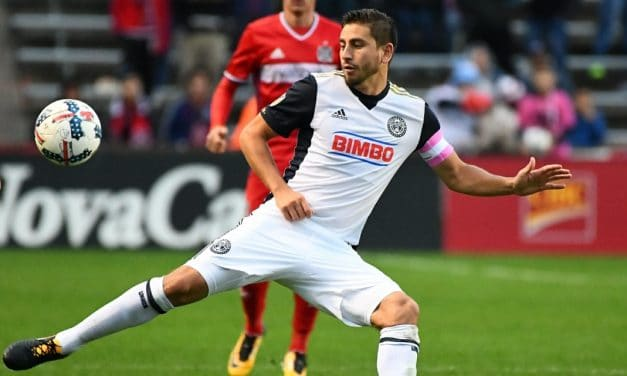TAKING ON A NEW ROLE: Bedoya finds himself as a U.S. national team leader