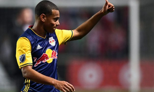 THERE'S A FIRST TIME FOR EVERYTHING: Red Bulls' Adams called into USMNT for Portugal friendly
