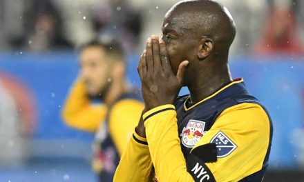 THAT'S ALL FOLKS: Toronto gives Red Bulls the boot from the playoffs