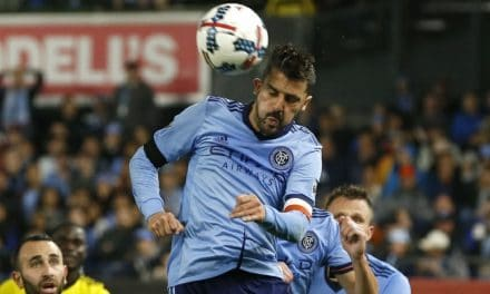 AMONG THE BEST AGAIN: Villa named to MLS Best XI 2nd year in a row