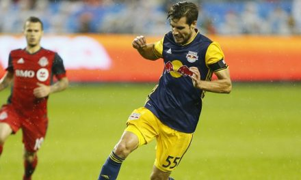 NO RETURN ENGAGEMENT: Report: Perrinelle, Baah won't be back with Red Bulls