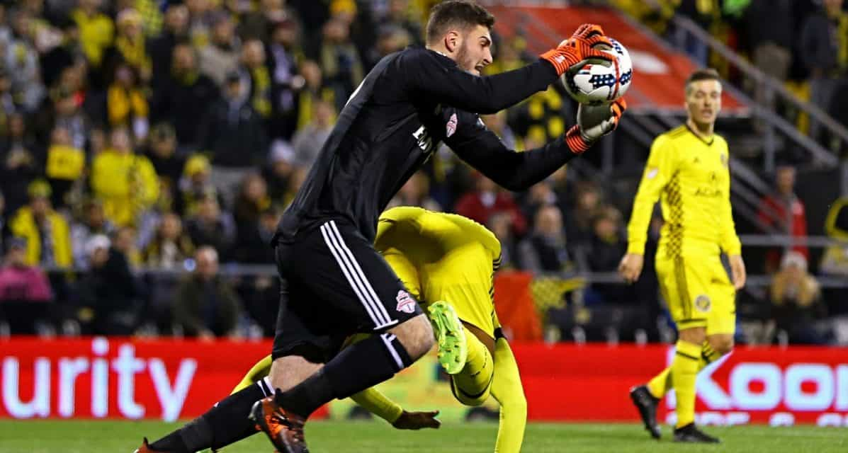 A MORAL VICTORY: Despite playing without Giovinco, Altidore, Toronto FC forges 0-0 tie at Columbus