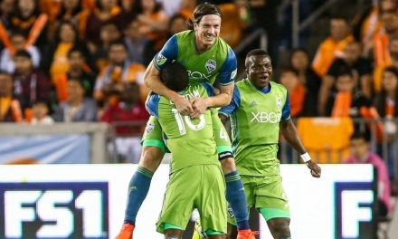 ADVANTAGE, SOUNDERS: Seattle's big first half buries Dynamo