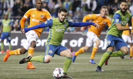 MLS CUP REMATCH: Seattle handily wins the West, will visit Toronto again in quest for 2nd consecutive title