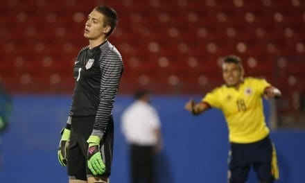 A TYING EXPERIENCE: U.S. plays to 1-1 draw at Portugal in 1st game since WCQ elimination
