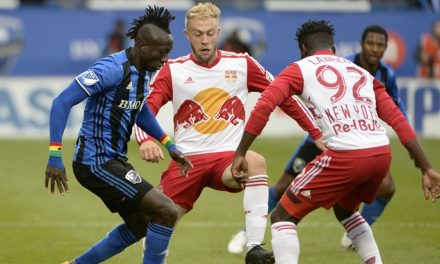 SAYING GOODBYE: Red Bulls won't exercise options on 10 players, including Grella, Zizzo, although Veron, Bezecourt negotiating to return in 2018
