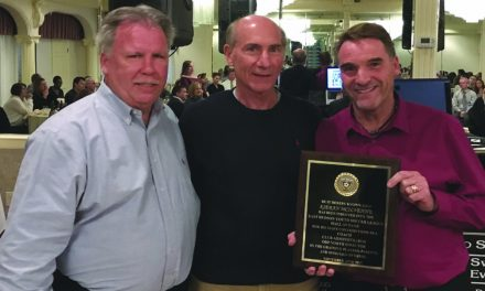 TOP OF THE LEAGUE: EHYSL honors 4 coaches at annual dinner