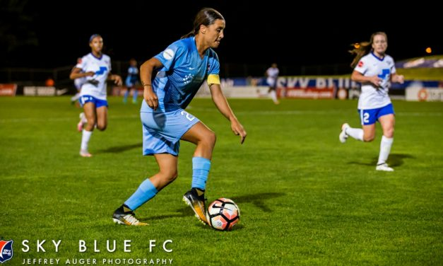INTERNATIONAL CALL-UPS: Sky Blue's Kerr (Australia), Rodriguez (Costa Rica)