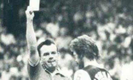 GOODBYE, BILL: Bill Maxwell, former NASL, MISL referee passes away