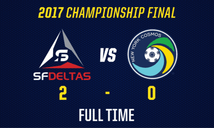GAME HIGHLIGHTS: Of Cosmos loss in NASL championship game
