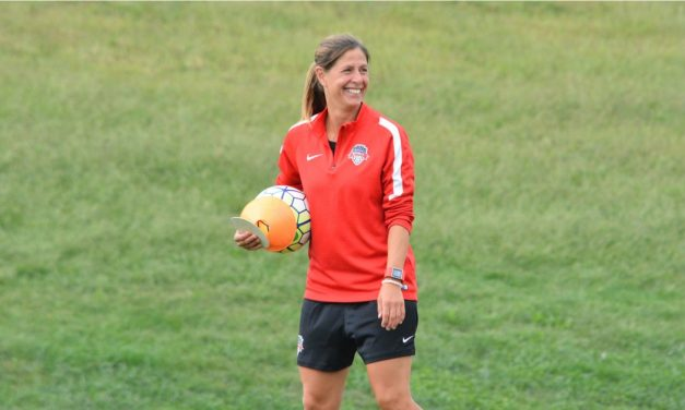 THE NEW BOSS: Reddy named new Sky Blue FC coach