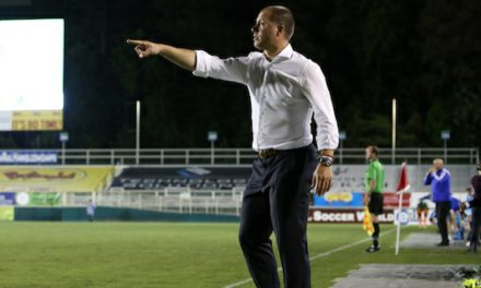 HAVING A FINE TIME: MLS sanctions Savarese for his referee criticisms