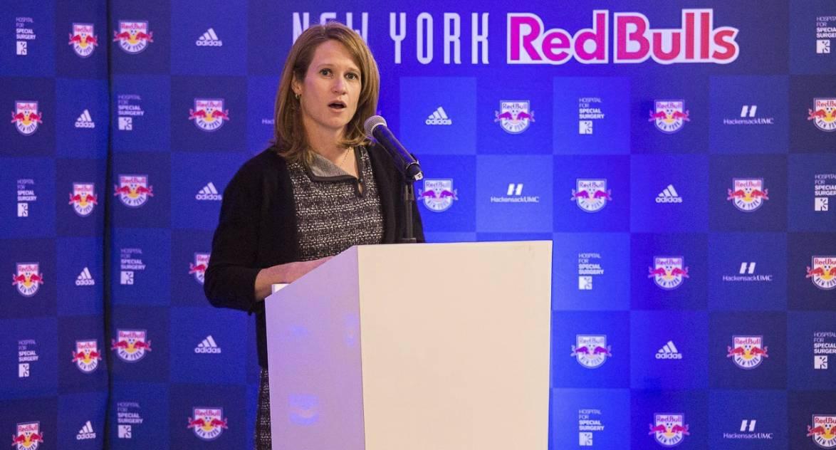 EIGHTH CANDIDATE: SUM president Kathy Carter running for U.S. Soccer president