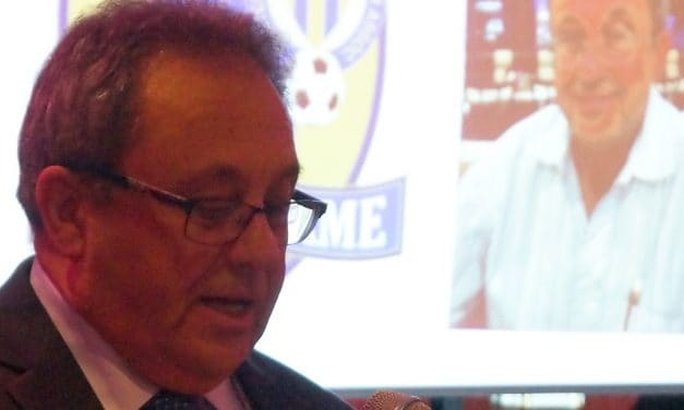 FINDING SOME FAME: Marciano Cipriano inducted into Eastern New York Soccer Hall