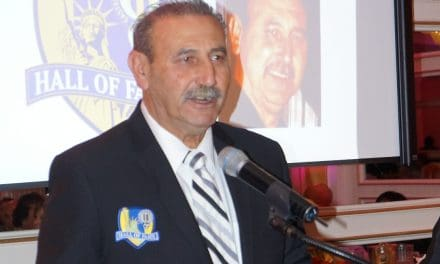 FINDING SOME FAME: Cellucci inducted into Eastern New York Soccer Hall of Fame